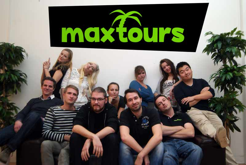 Office Crew Max Tours