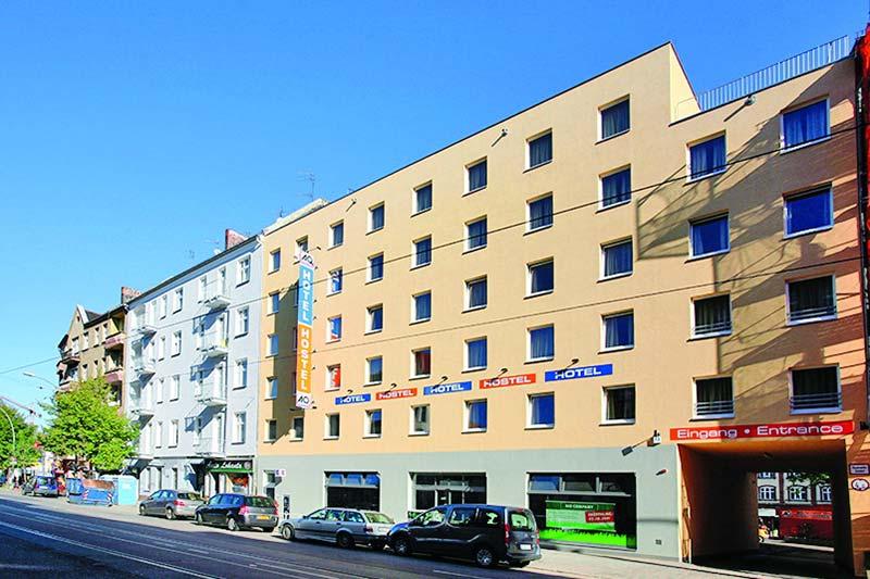Hostel A&O Berlin Friedrichshain, Berlin
