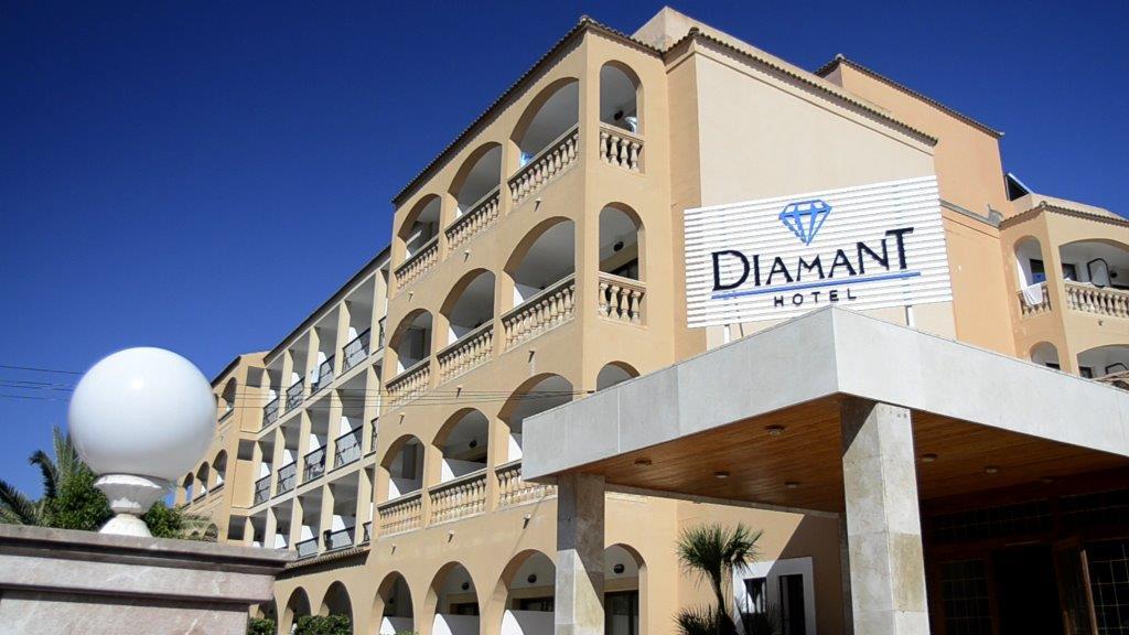 Hotel Diamant, Cala Ratjada