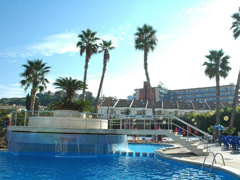 H-Top Hotel Olympic, Calella