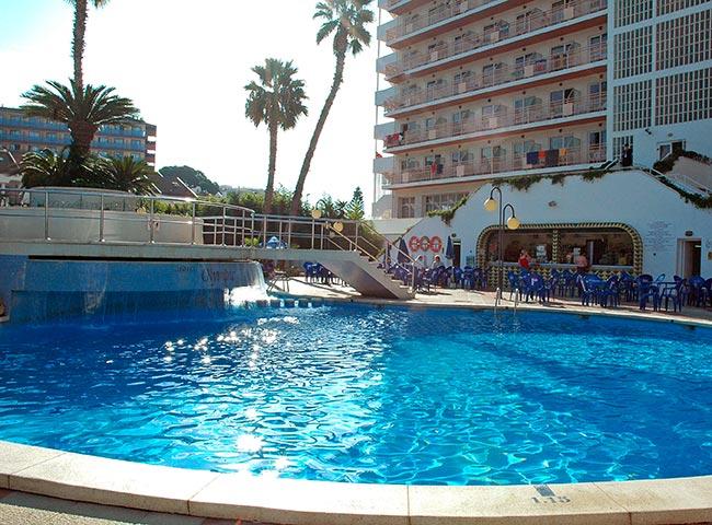 H-Top Hotel Olympic, Calella