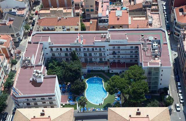 Hotel Balmes, Calella