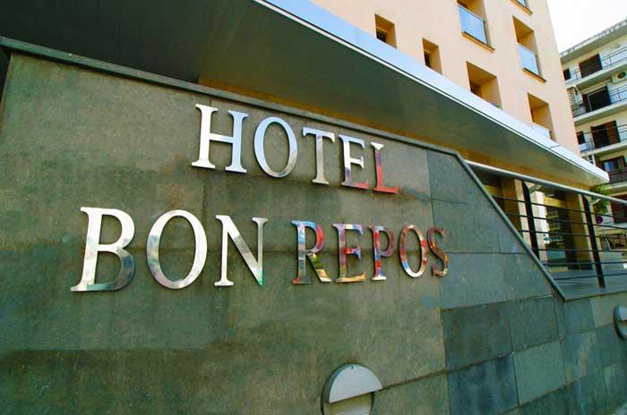Hotel Bon Repos, Calella