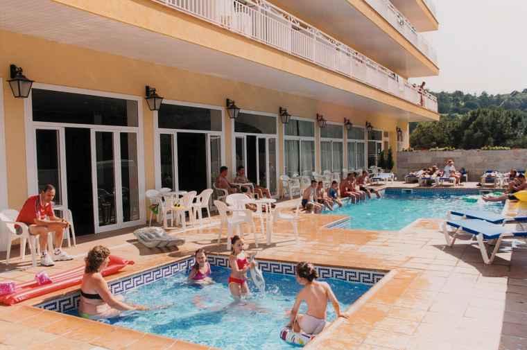 Hotel Catalonia, Calella