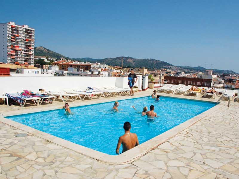 Hotel Continental/Marisol, Calella
