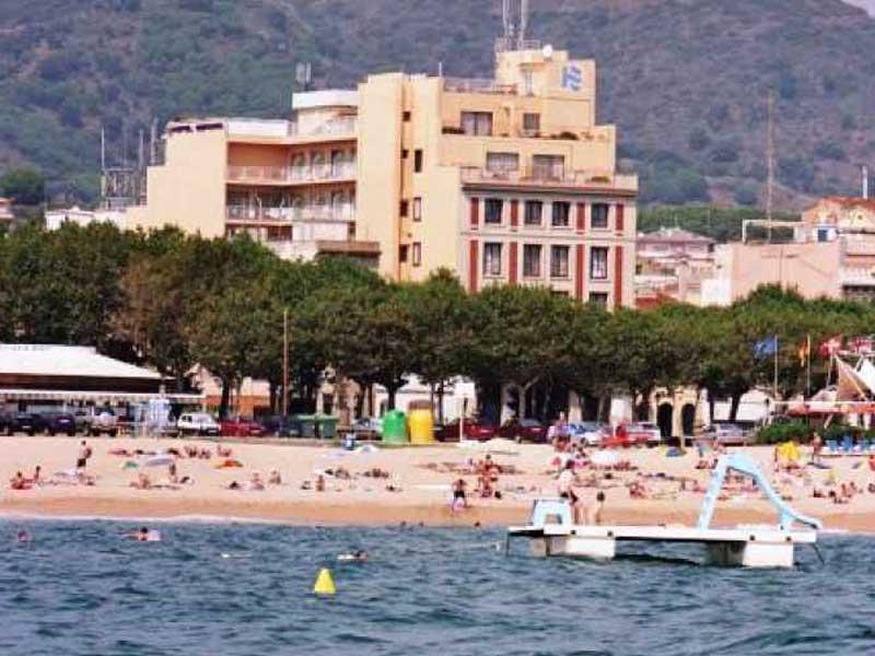 Hotel Espanya, Calella
