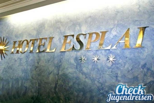 Hotel Esplai, Calella