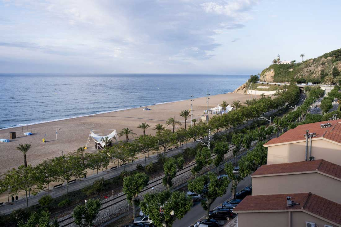Hotel International, Calella