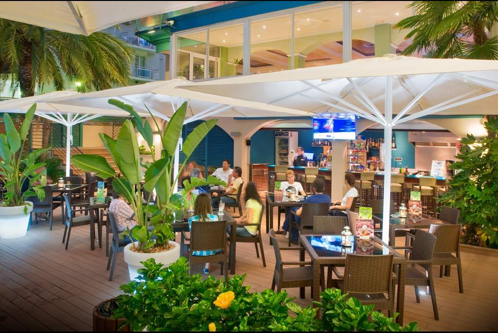 Hotel Kaktus Playa, Calella