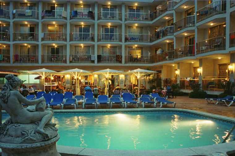 Hotel Miami, Calella