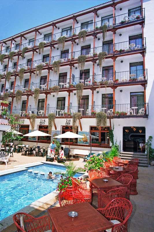 Hotel Neptuno, Calella