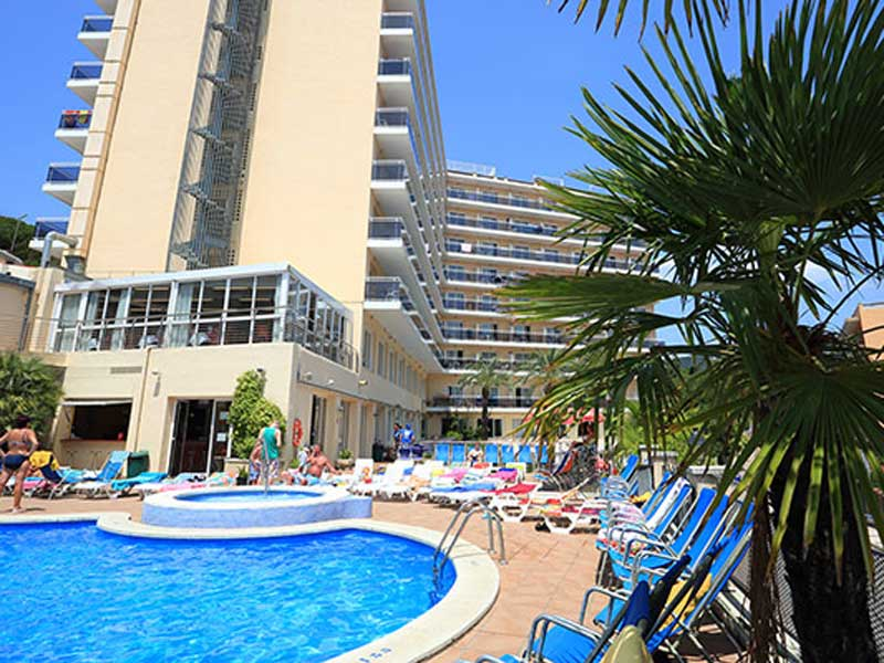 Hotel Oasis Park, Calella