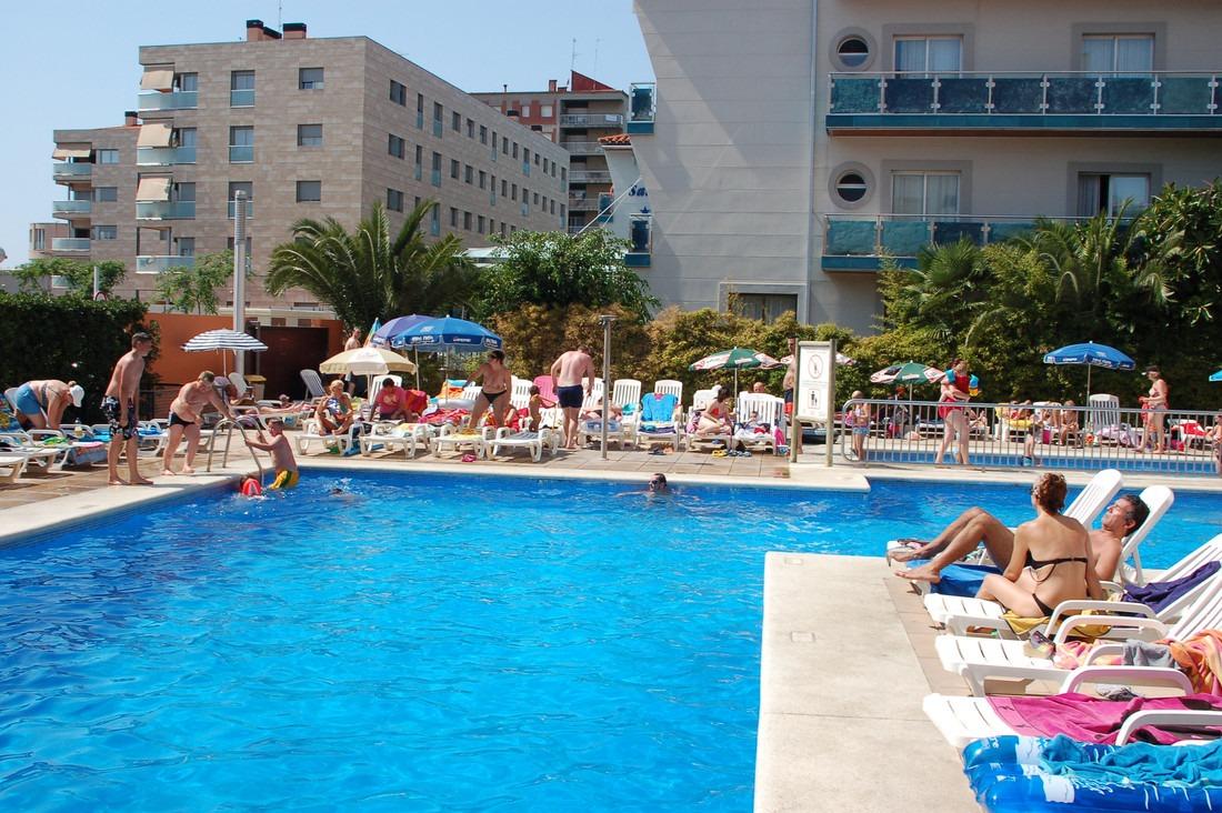 Hotel Santa Monica, Calella