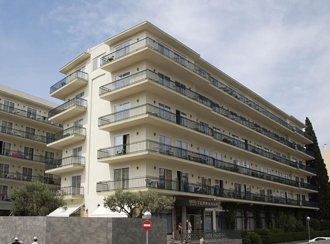 Hotel Terramar, Calella