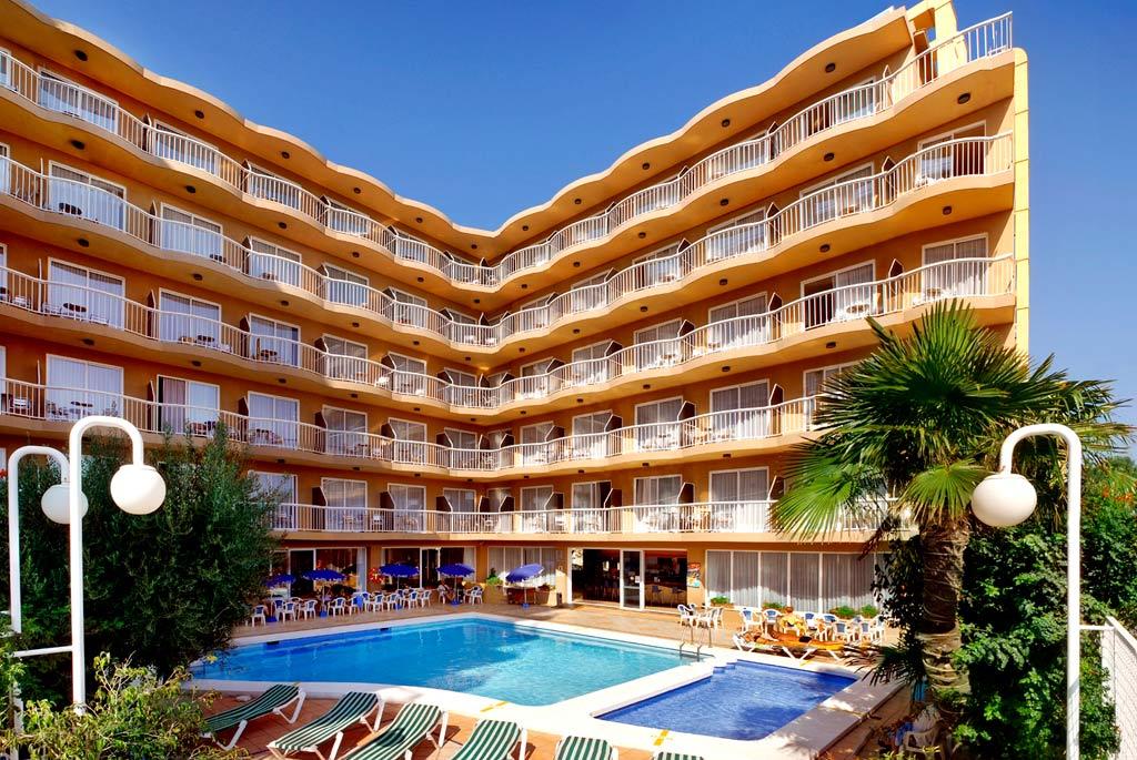 Hotel Volga, Calella