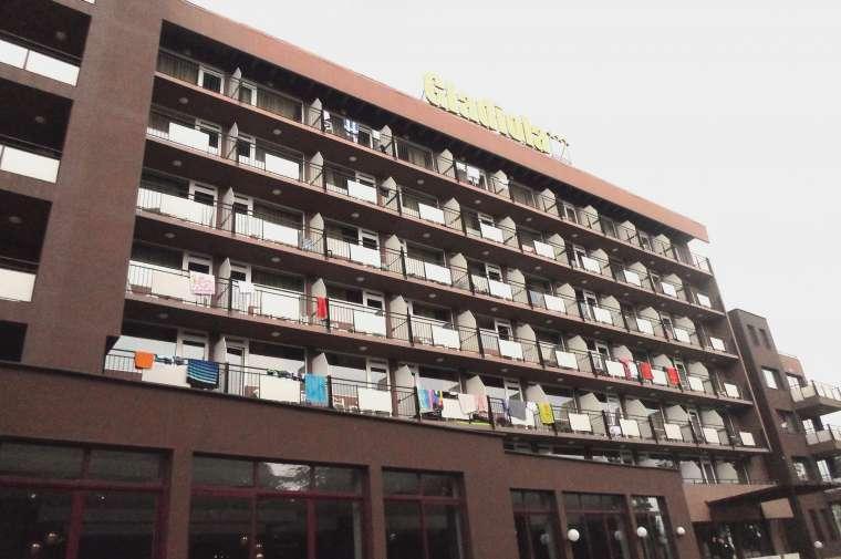 Hotel Gladiola, Goldstrand