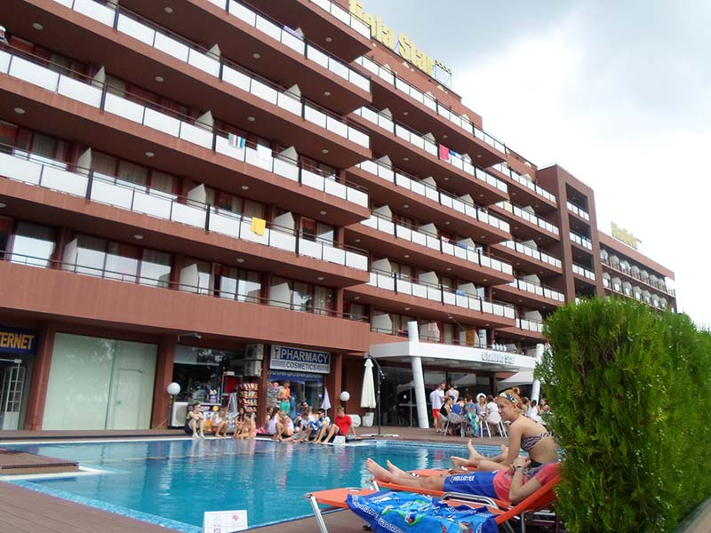Hotel Gladiola am Goldstrand