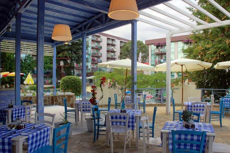 Hotel Mimosa, Goldstrand
