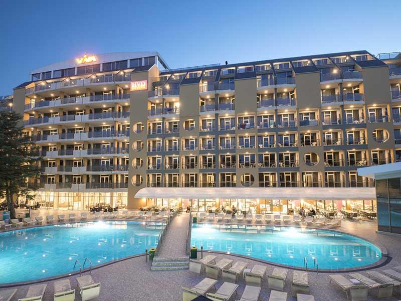 Hotel Viva Club, Goldstrand