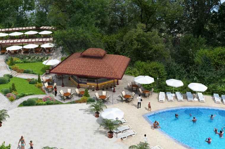 Odessos Park, Goldstrand