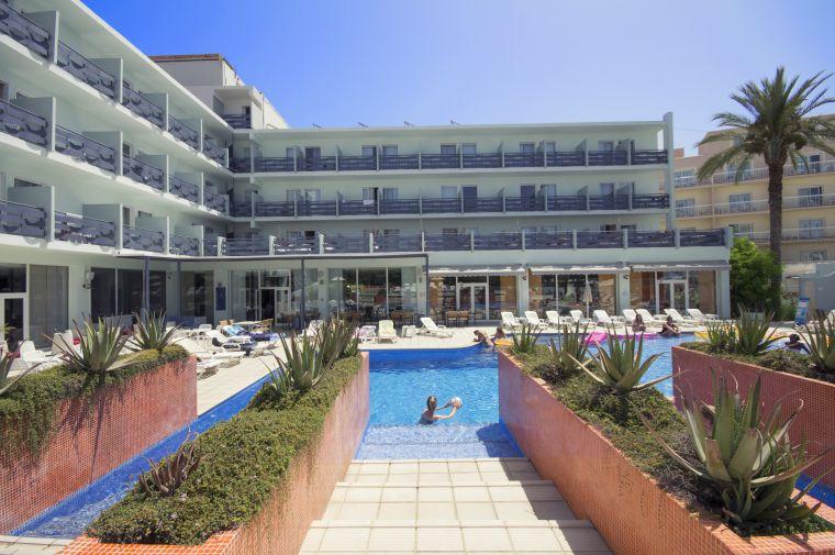 Azuline Pacific, Ibiza