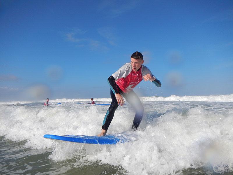 Le Pin Sec Surfcamp, Le Pin Sec