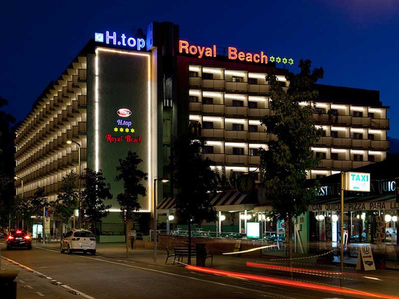 H-Top Hotel Royal Beach, Lloret de Mar