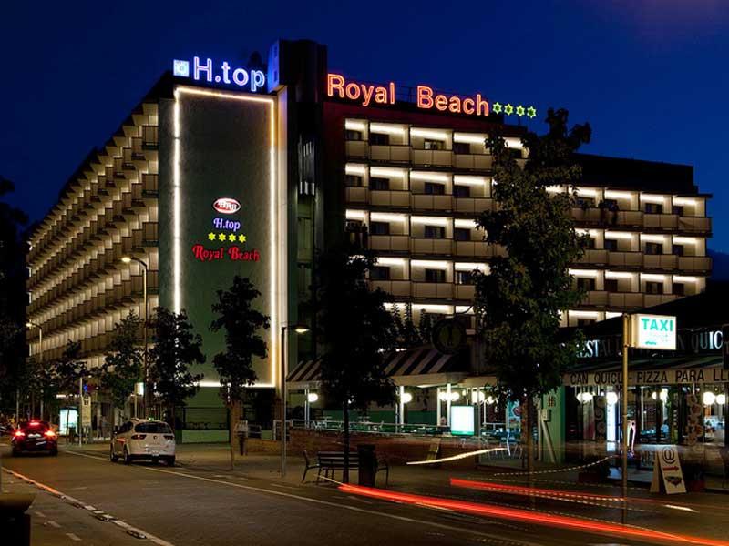 H-Top Hotel Royal Beach, Lloret de Mar