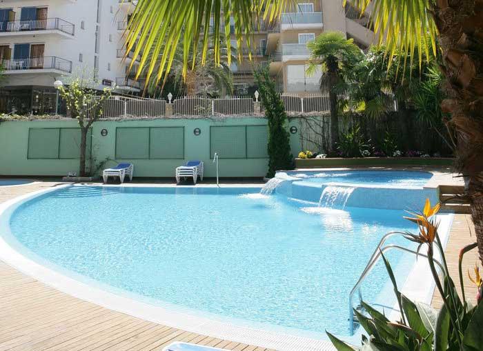 Hotel Acapulco, Lloret de Mar