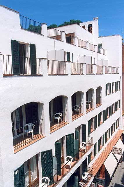 Hotel Caleta, Lloret de Mar