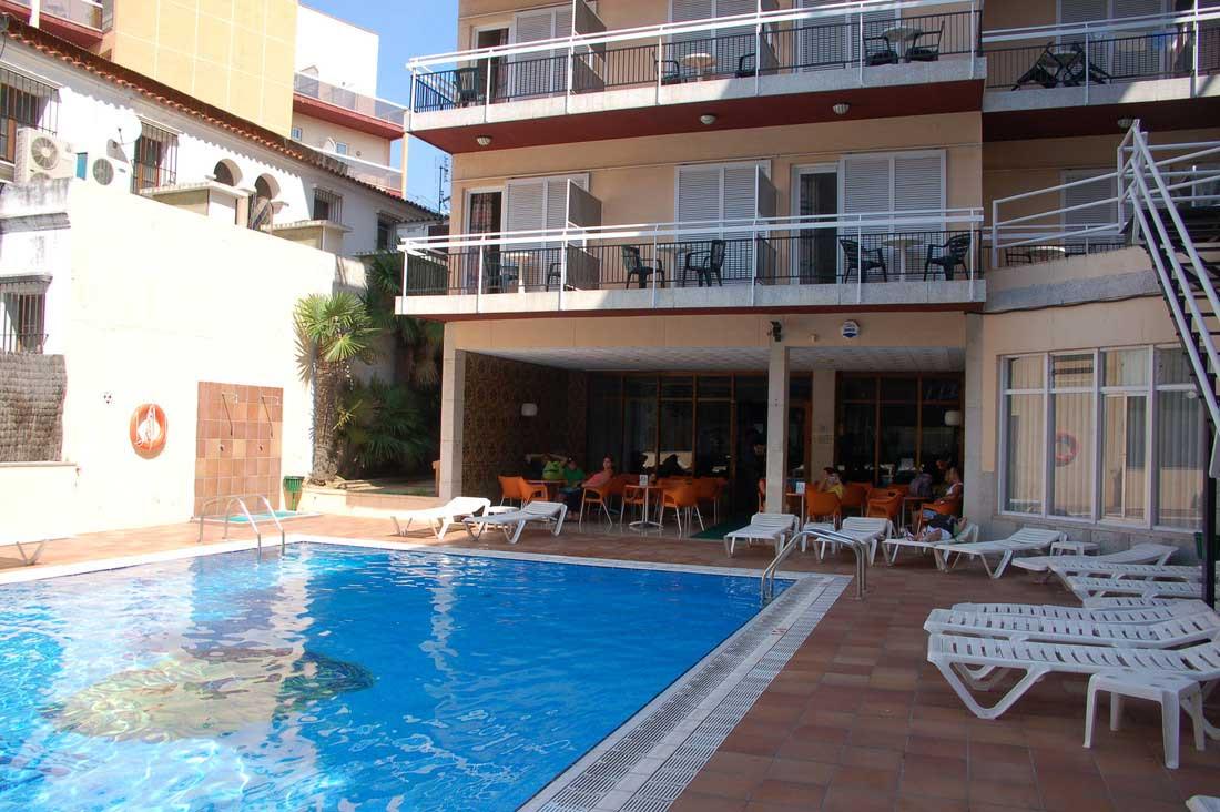 Hotel Copacabana, Lloret de Mar