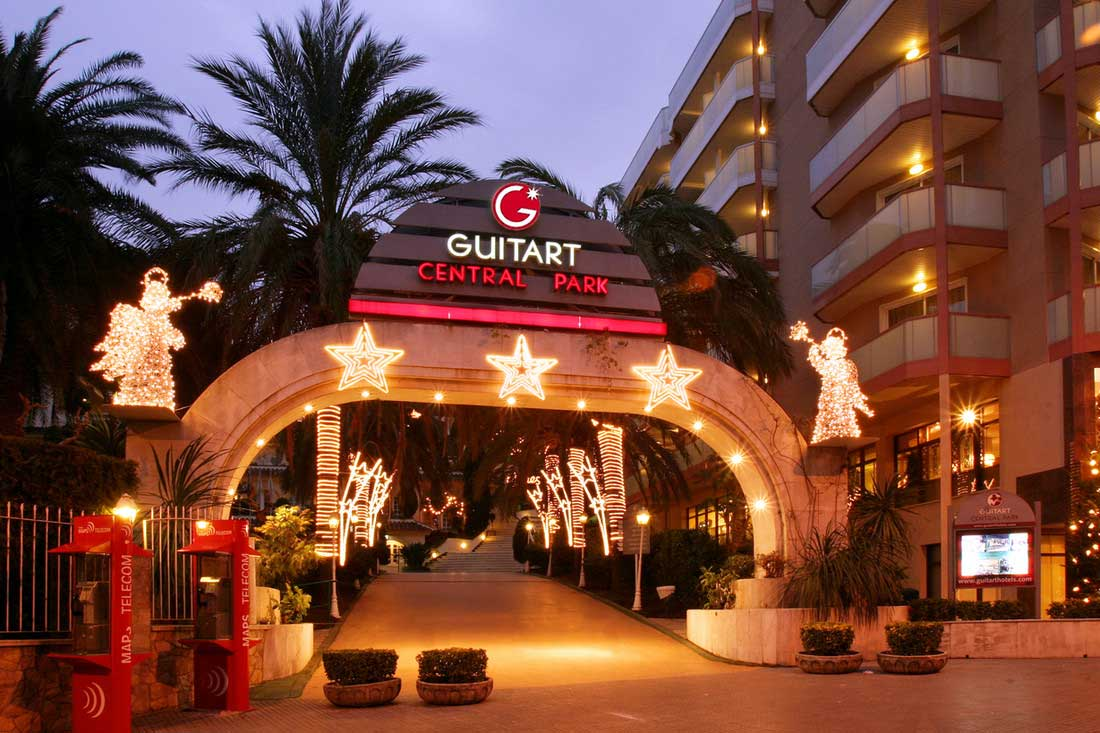 Hotel Guitart Central Park Resort Unlimited