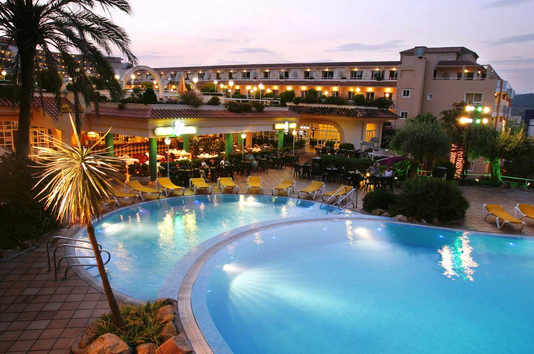 Hotel Guitart Central Park Resort, Lloret de Mar