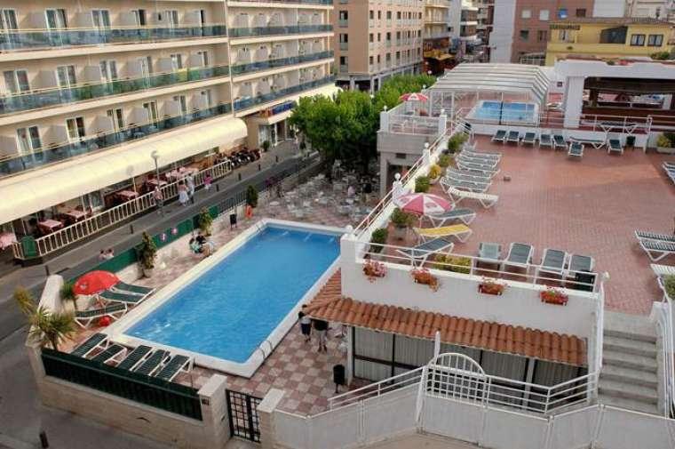 Hotel Maria del Mar, Lloret de Mar