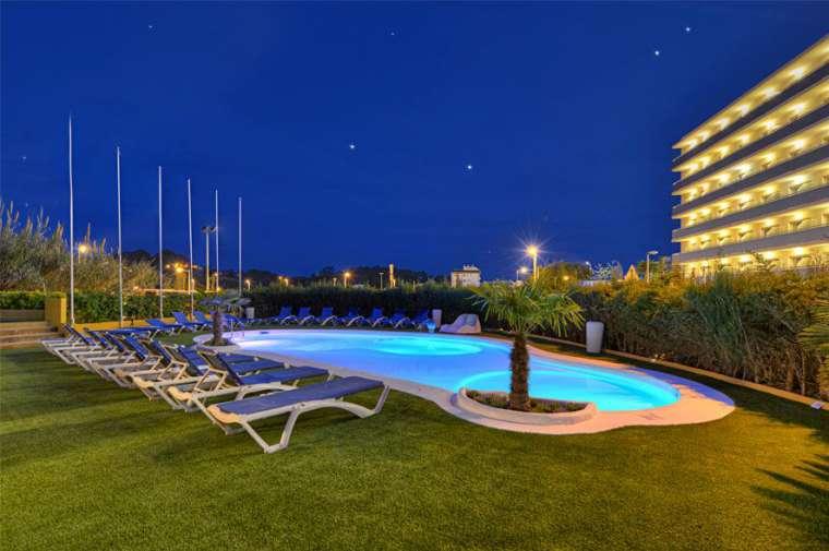 Hotel Santa Cristina, Lloret de Mar