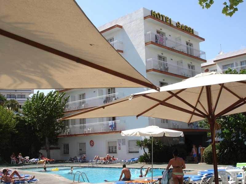 Hotel Villa Garbi, Lloret de Mar