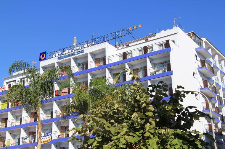 H·TOP Palm Beach, Lloret de Mar
