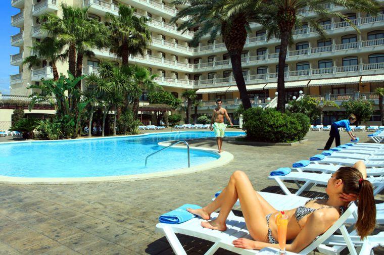 Aqua Hotel Bella Playa, Malgrat de Mar