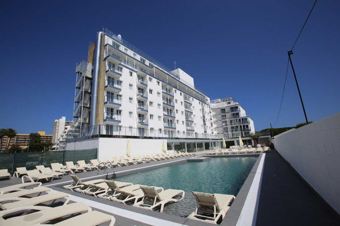 Hotel Europa Splash, Malgrat de Mar