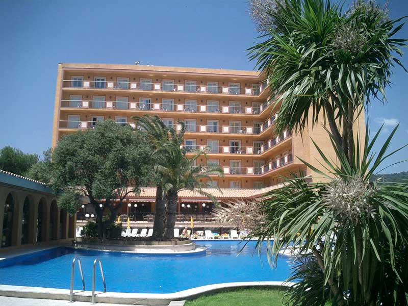Hotel Luna Park, Malgrat de Mar