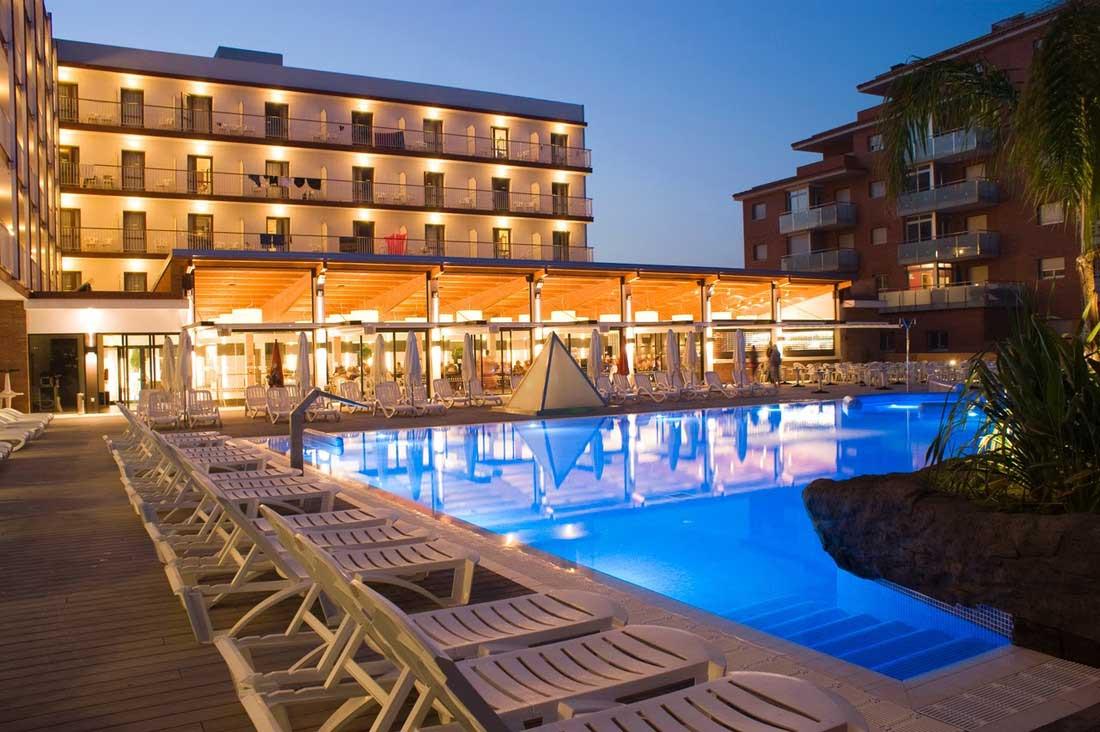 Hotel Papi, Malgrat de Mar