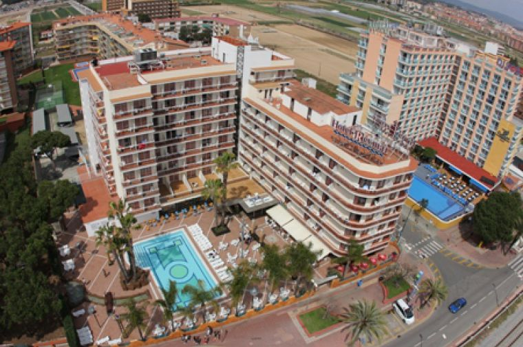 Hotel Reymar, Malgrat de Mar