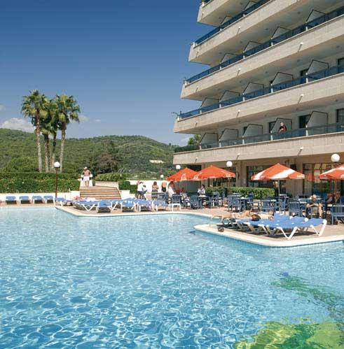 Hotel Tropic Park Spanien