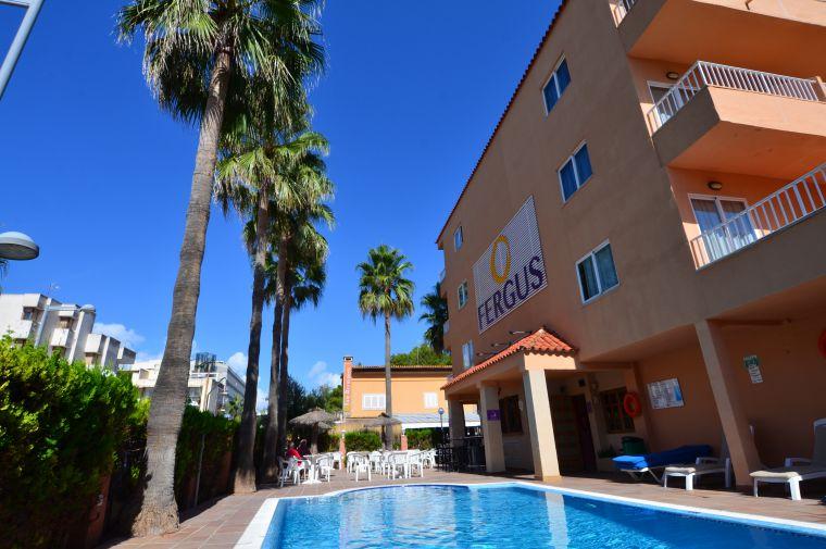 Hotel Fergus Capi Playa Mallorca
