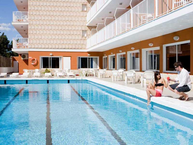 Hotel Alejandria, Playa de Palma