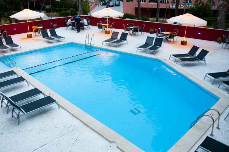 Hotel Fergus Style Torre Azul Spa, Playa de Palma