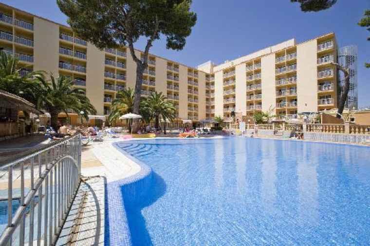 Hotel Lancaster, Playa de Palma