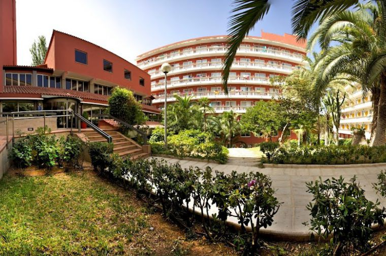 Hotel Luna Park, Playa de Palma