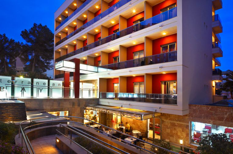 Hotel Mediterranean Bay, Playa de Palma