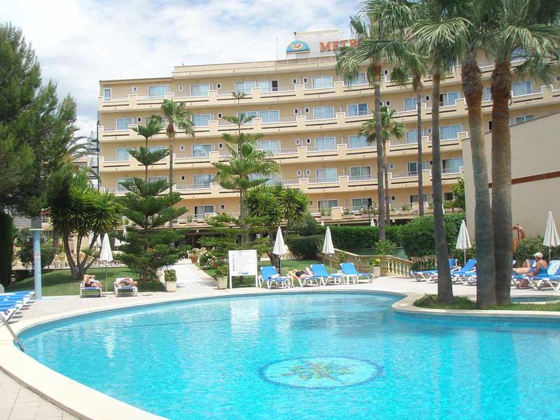 Hotel Metropolitan Playa, Playa de Palma